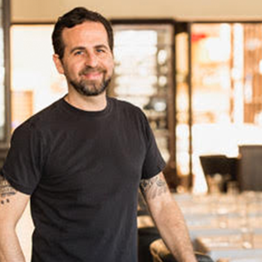 Photo of Tal Ronnen owner of Crossroads Kitchen