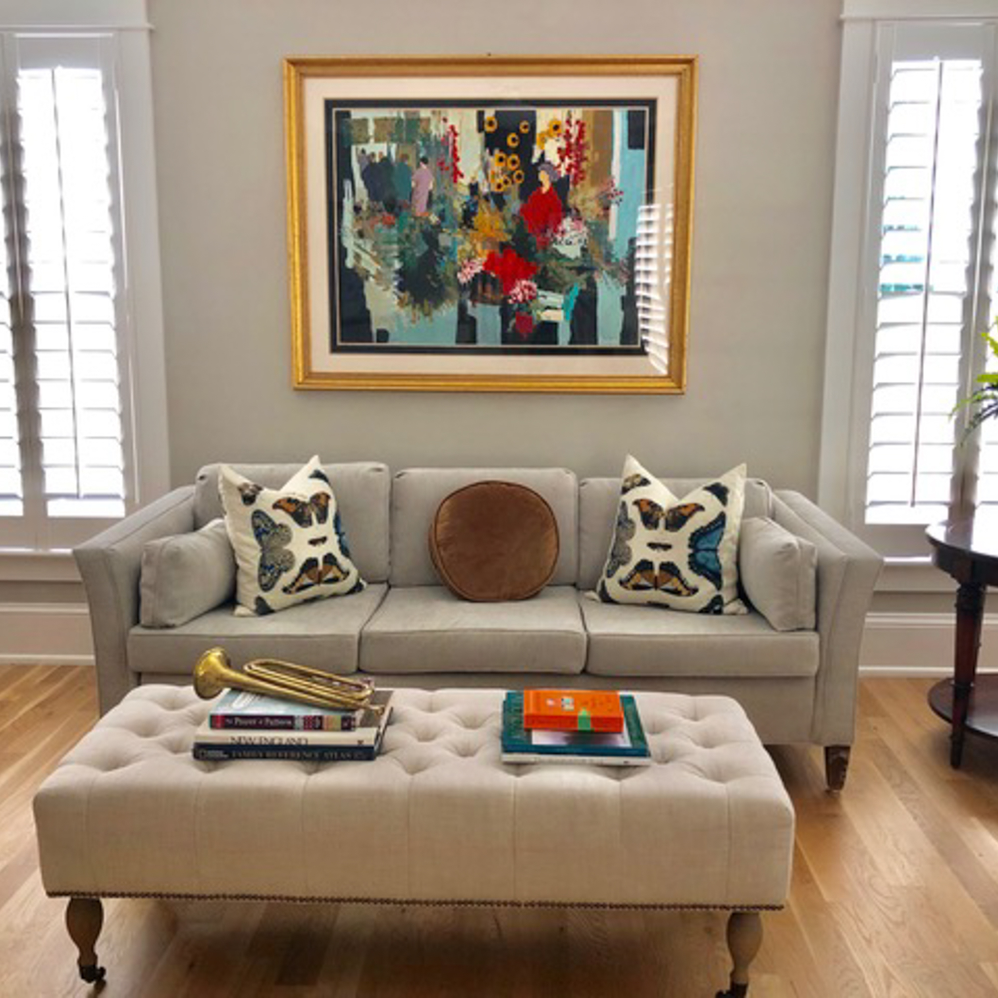 HOME STAGING - Coming in with a fresh eye, my goal is to create Lowcountry living at its finest, a longing lifestyle potential buyers dream of.