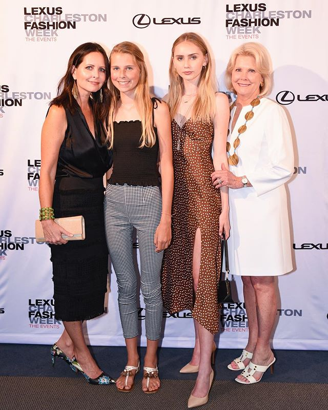 My inspiration for interiors comes from many things but fashion /the runway is a huge part.  I loved seeing the mix of materials and prints from this year's @chasfashweek.  What a wild night out with my sweet mom, daughters & friends. @lillycnielsen I can't wait to watch you grow in this industry that you so passionately love. Stay true to yourself. You are a rock star!