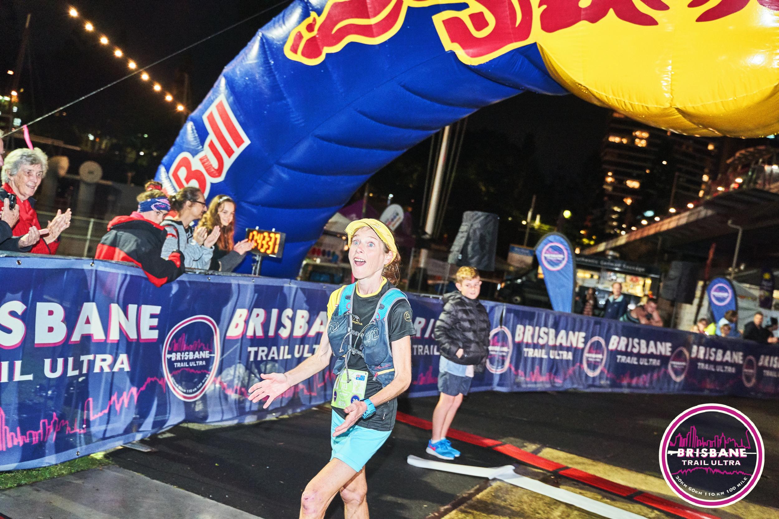 Beth Cardelli the 30km Brisbane Trail Ultra Winner.png