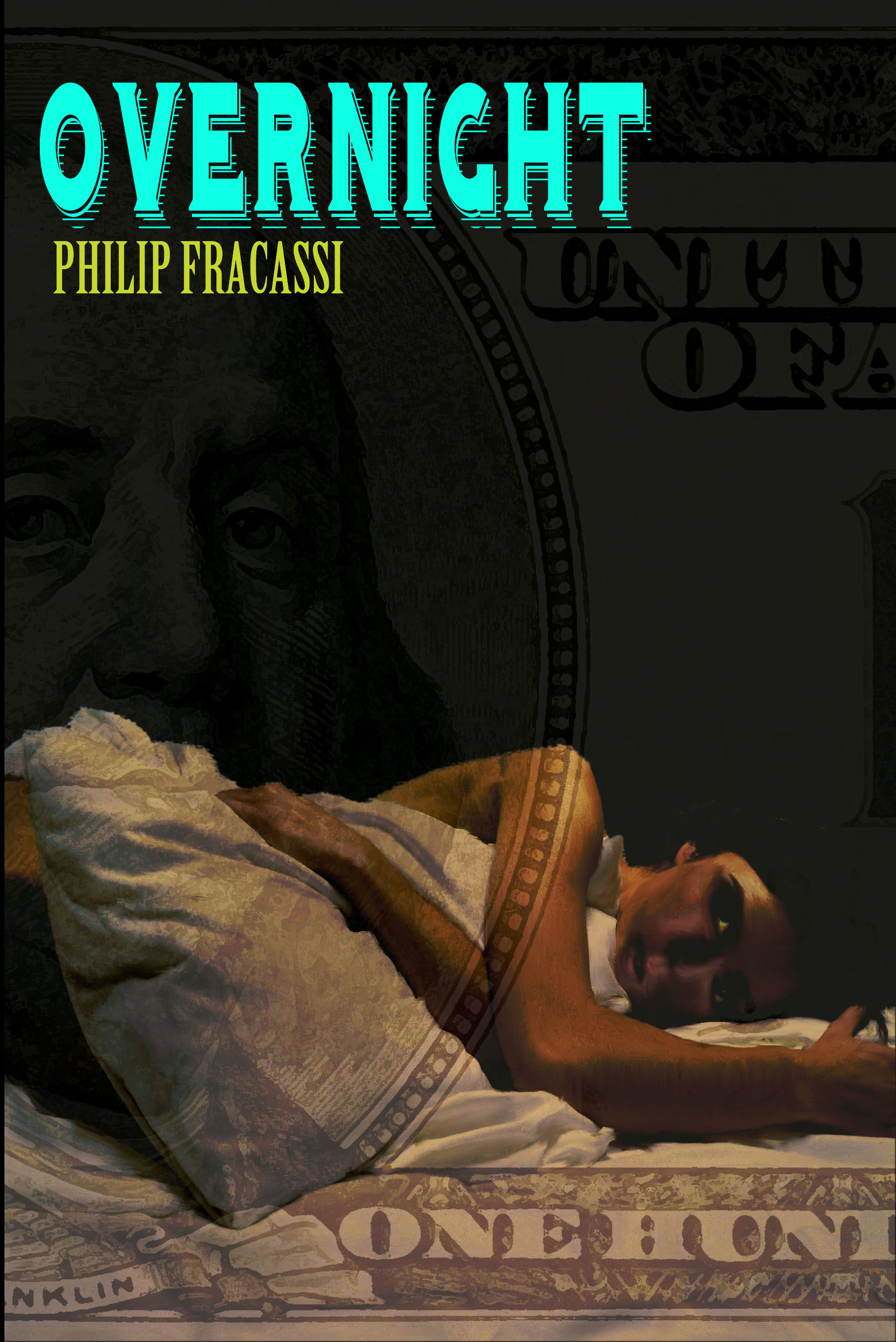 OVERNIGHT - A STORY OF GREED, REVENGE, AND MURDER.