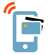Accept credit and debit card payments from your customers using your cell phone or tablet.