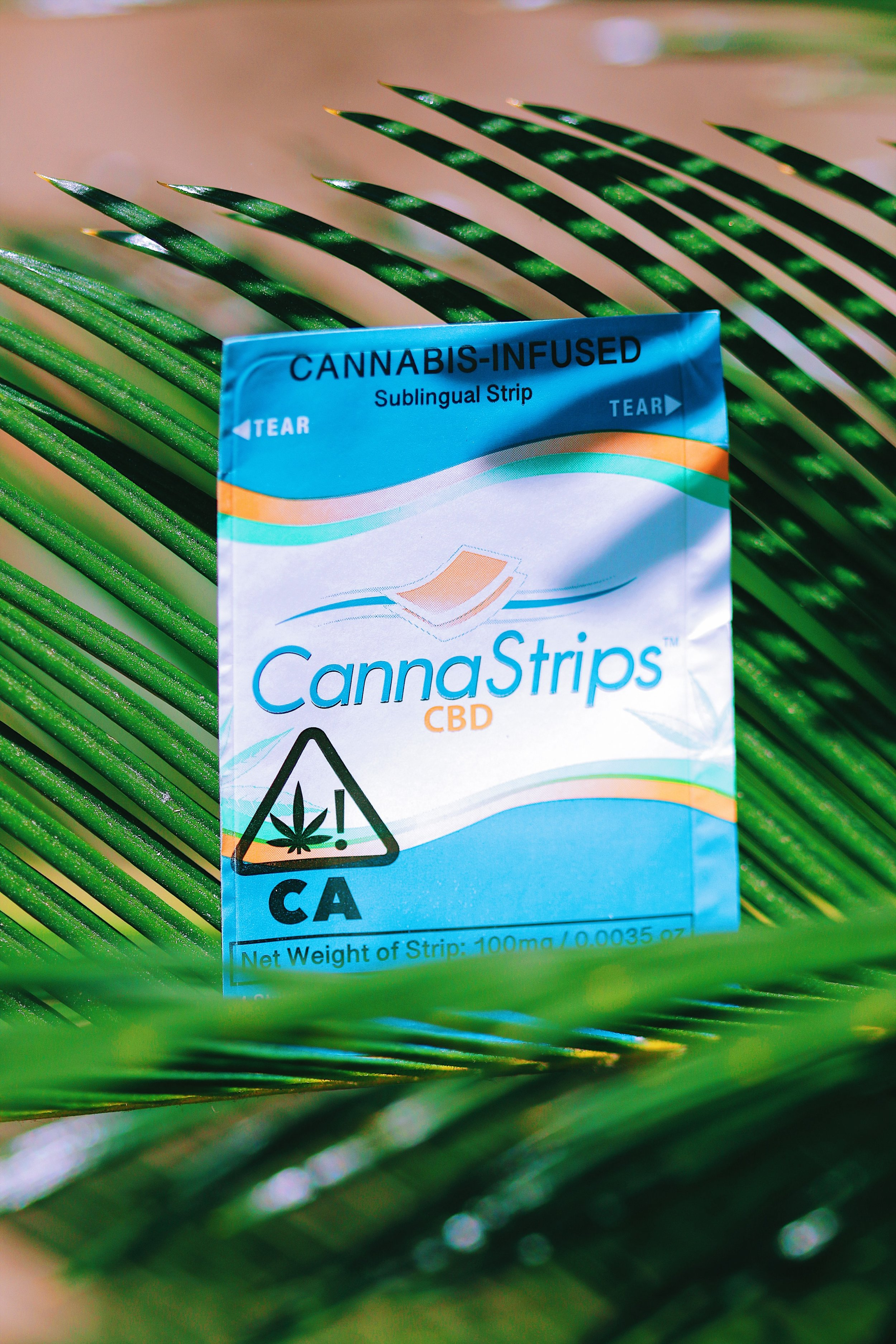 Why CannaStrips™ - CannaStrips™ is a safe cannabis consumption method without the negative effects of smoking. Each strip has a consistent dosage and allows for a discreet and comfortable delivery system.