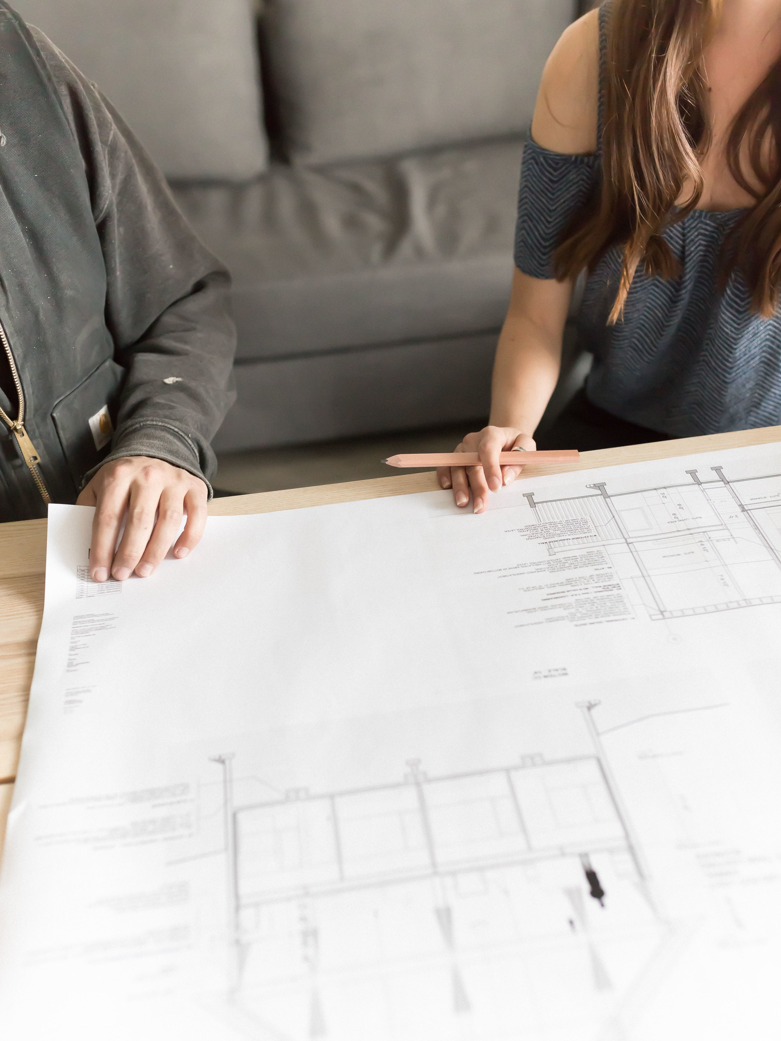 designed for your lifestyle - Our homes speak for themselves - what you can't see is the experience. A simplified process, client knowledge, and thoughtful design shape every detail that goes into a PDCo. home. Whether you're choosing a pre-designed plan or the flexibility of custom design, these add up to an experience that is anything but traditional.