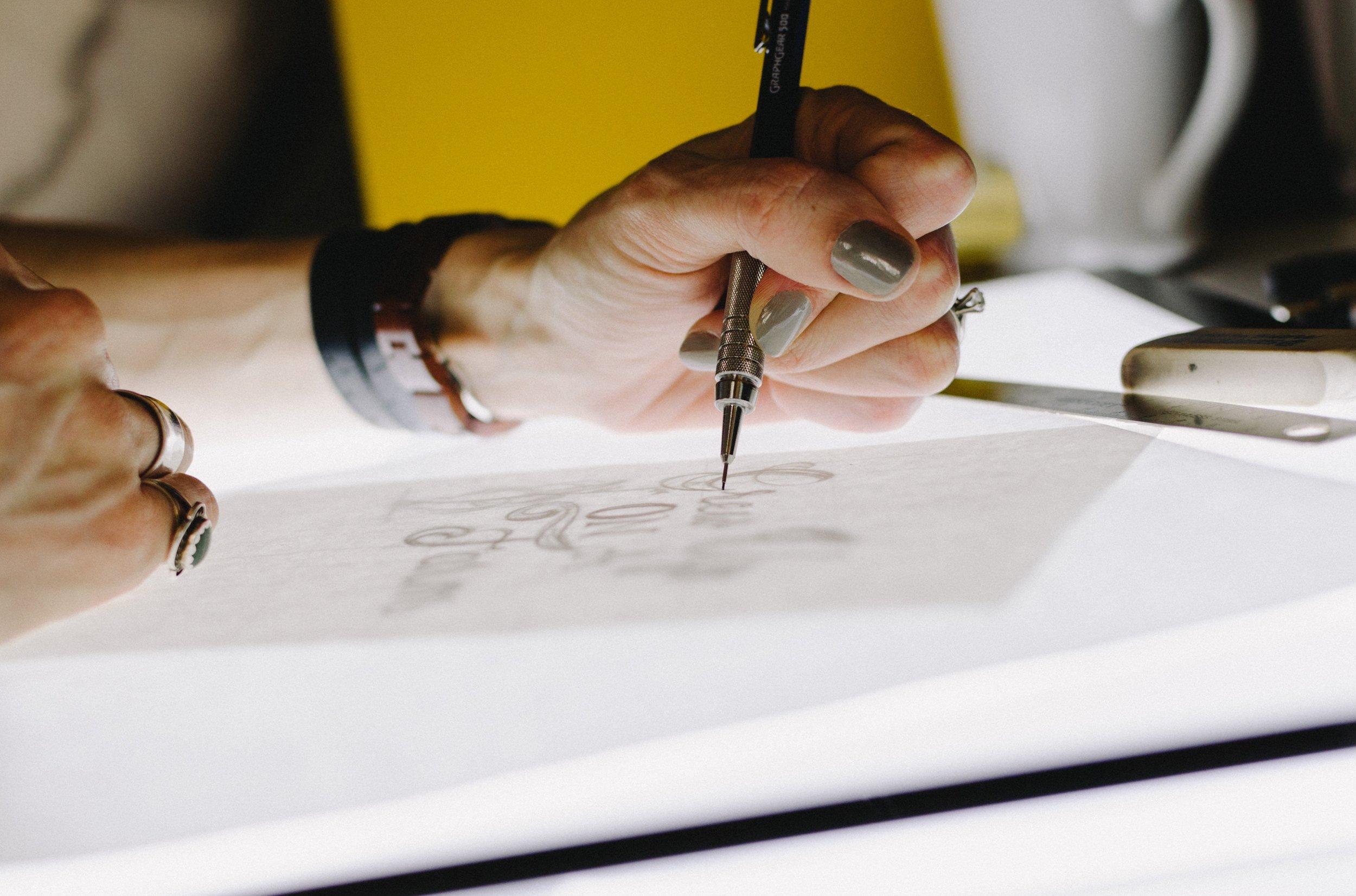 Design Studio… - Our design team, brings your ideas to life