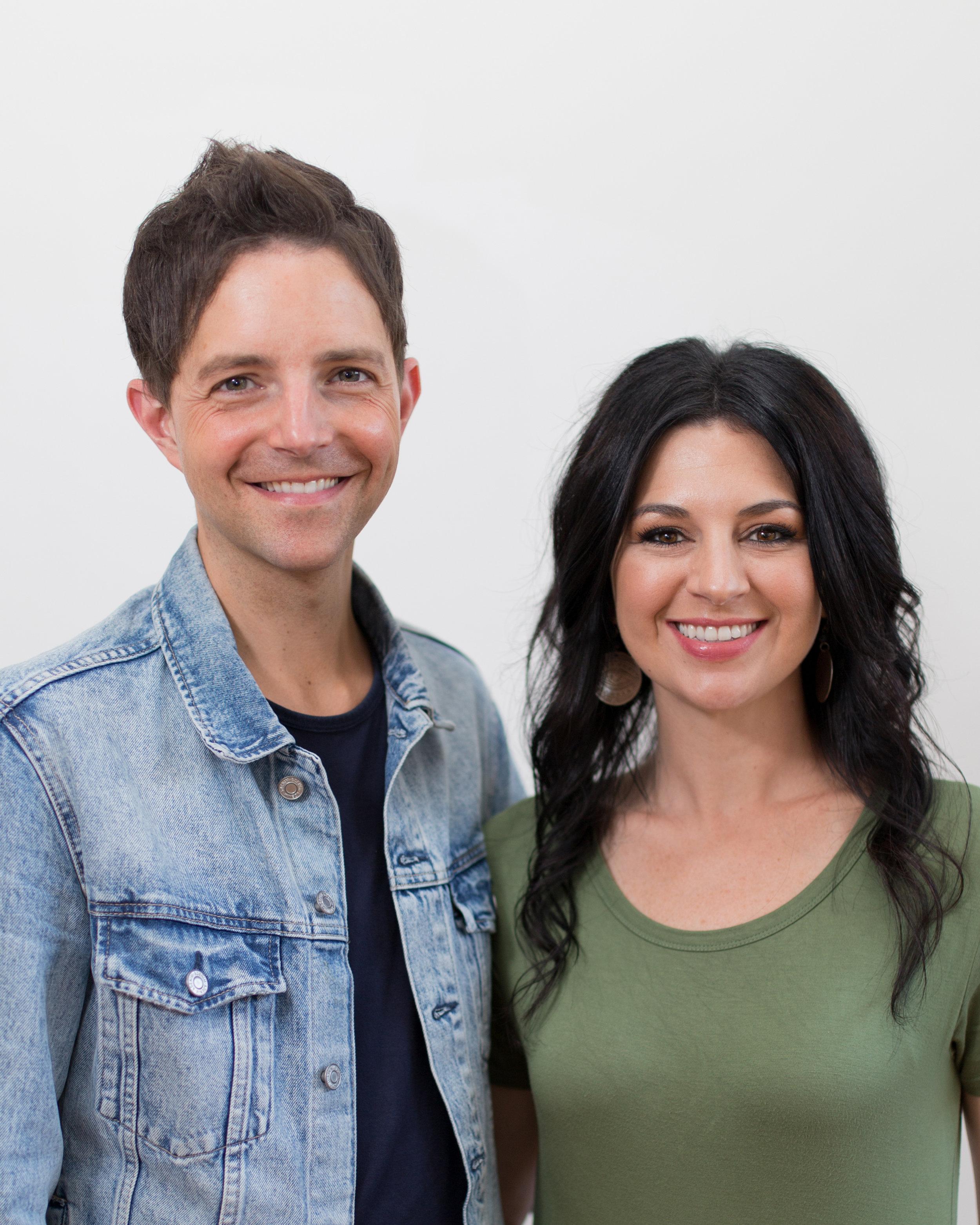 Aaron & Andrea Bennett - LEAD PASTOR | KIDS MINISTRY