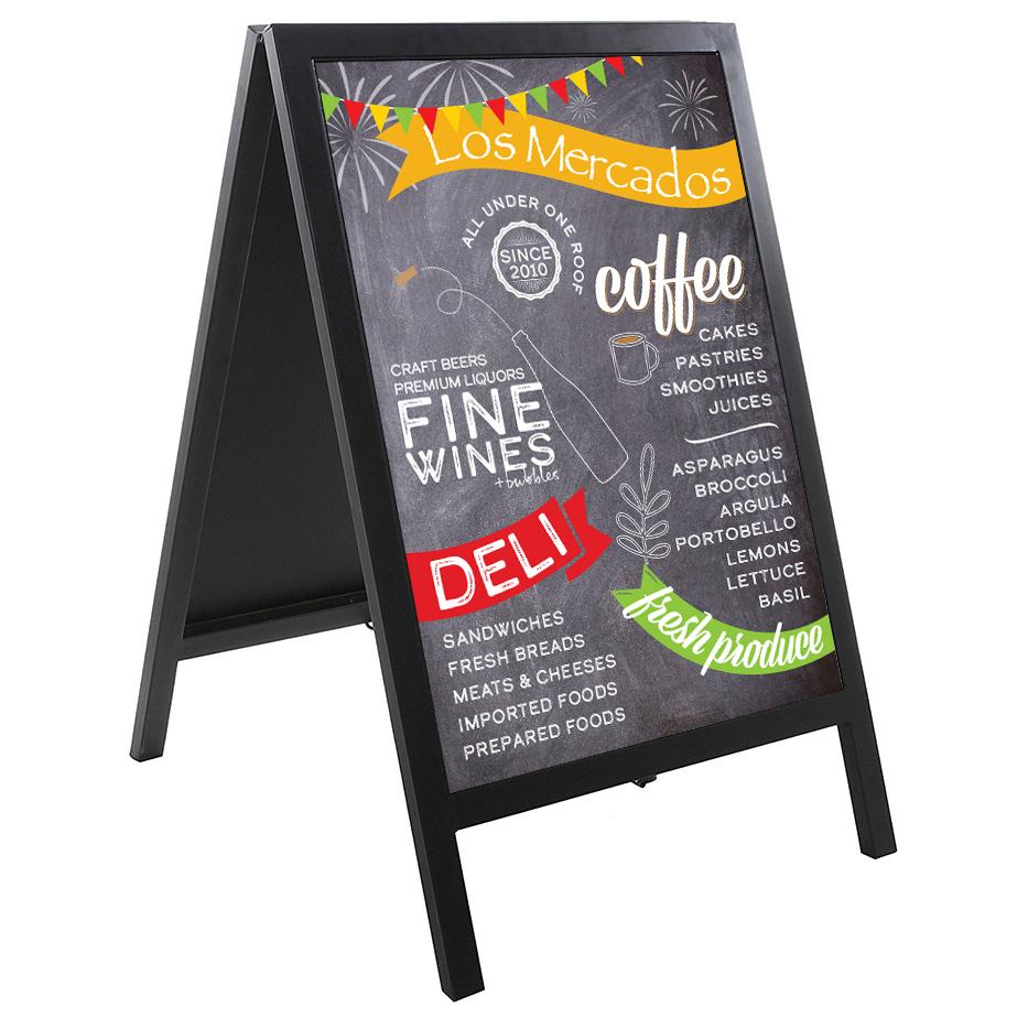 Los-Mercados-Sandwich-board-sidewalk-advertising-sign.jpg