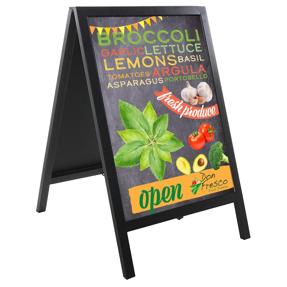 Los-Mercados-Sandwich-board-vegetables-sidewalk-advertising-signage.jpg