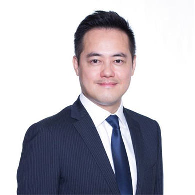 Michael Chan Senior VP Market Development, Hong Kong Exchanges and Clearing Limited
