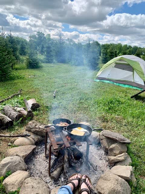 Camping Pioneer Trails Tree Farm