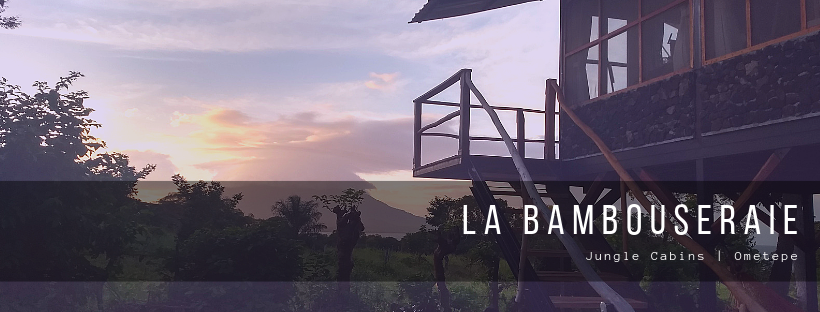 La Bambouseraie Jungle Cabins Volcano Maderas Ometepe Island contact us