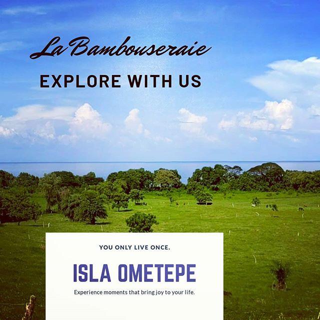 Life is an opportunity for adventure... Don't miss it! 🏞️ . . . . .  #maderasvolcano  #volcanomaderas  #ometepenicaragua  #ometepeisland  #ometepe #islaometepe  #landoflakesandvolcanoes  #lagococibolca  #lakecocibolca  #cocibolcalake  #lakenicaragua  #lakenicaragua🗻  #discoverometepe  #discovernicaragua  #centralamericatravel  #centralamericantravel  #viajarcentroamerica  #mochilera  #beautifuldestinationsaroundworld  #beautifuldestinations  #ometepeadventures  #craterlagoon  #volcanohike  #hikemaderas  #hikingholiday  #experienceometepe  #cloudforest  #bambouseraie_ometepe