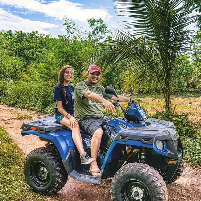Access all areas!  Get around in style (and safety). 🏞️⛰️🌋🏝️ #4x4 #quadbiking to ease over these #volcanictrails . Have them delivered up to the cabins . . . #quad #volcanicisland #safetyandcomfort  #healthandsafety #exploreometepe #ometepeisland #ometepenicaragua #backpackerscentralamerica #flashpackers #junglecabinsometepe #4x4 #accessallareas #ometepeadventures #bambouseraie_ometepe