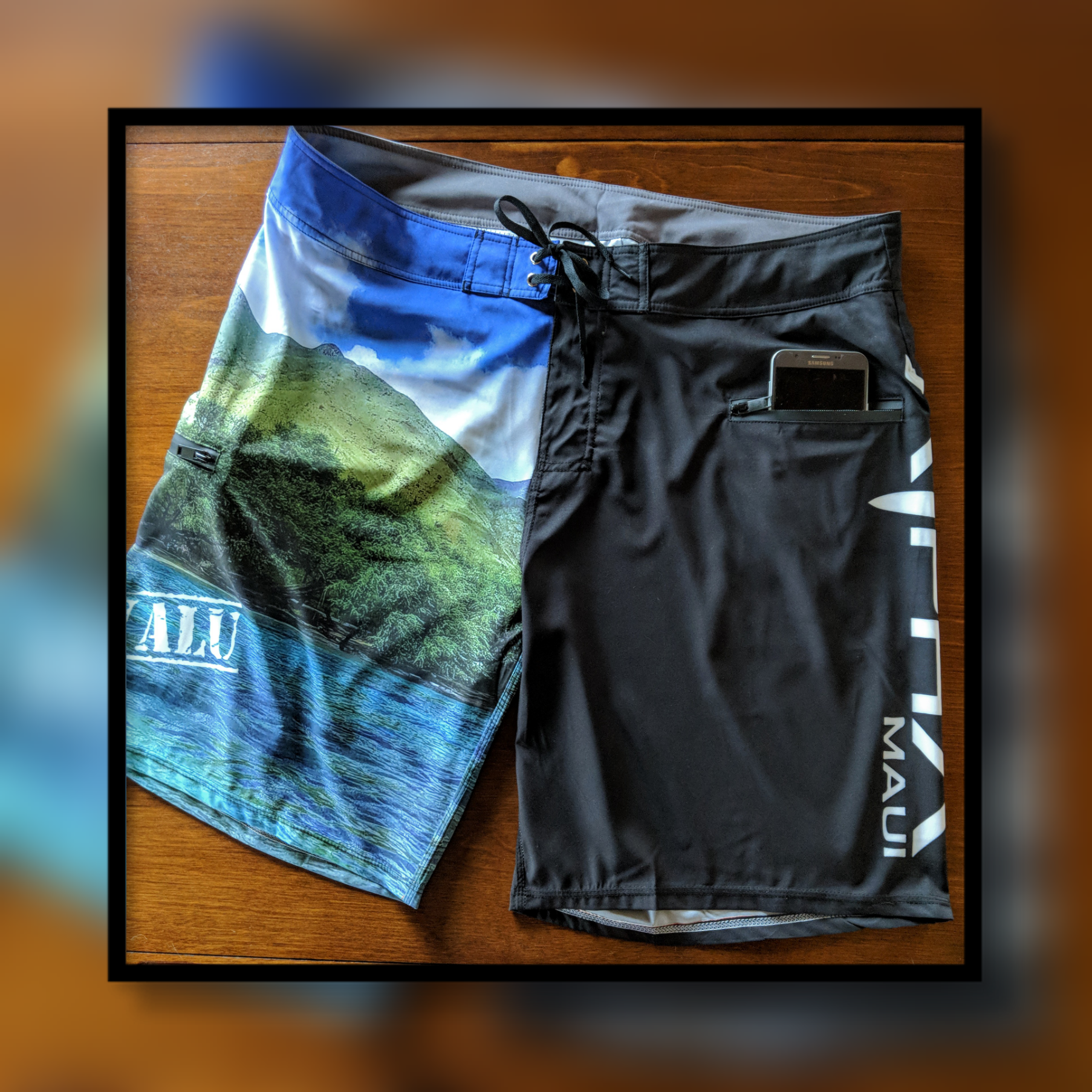 Click  for All Alpha Board Shorts