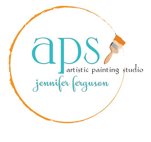 Artistic Painting Studio- Jennifer Ferguson