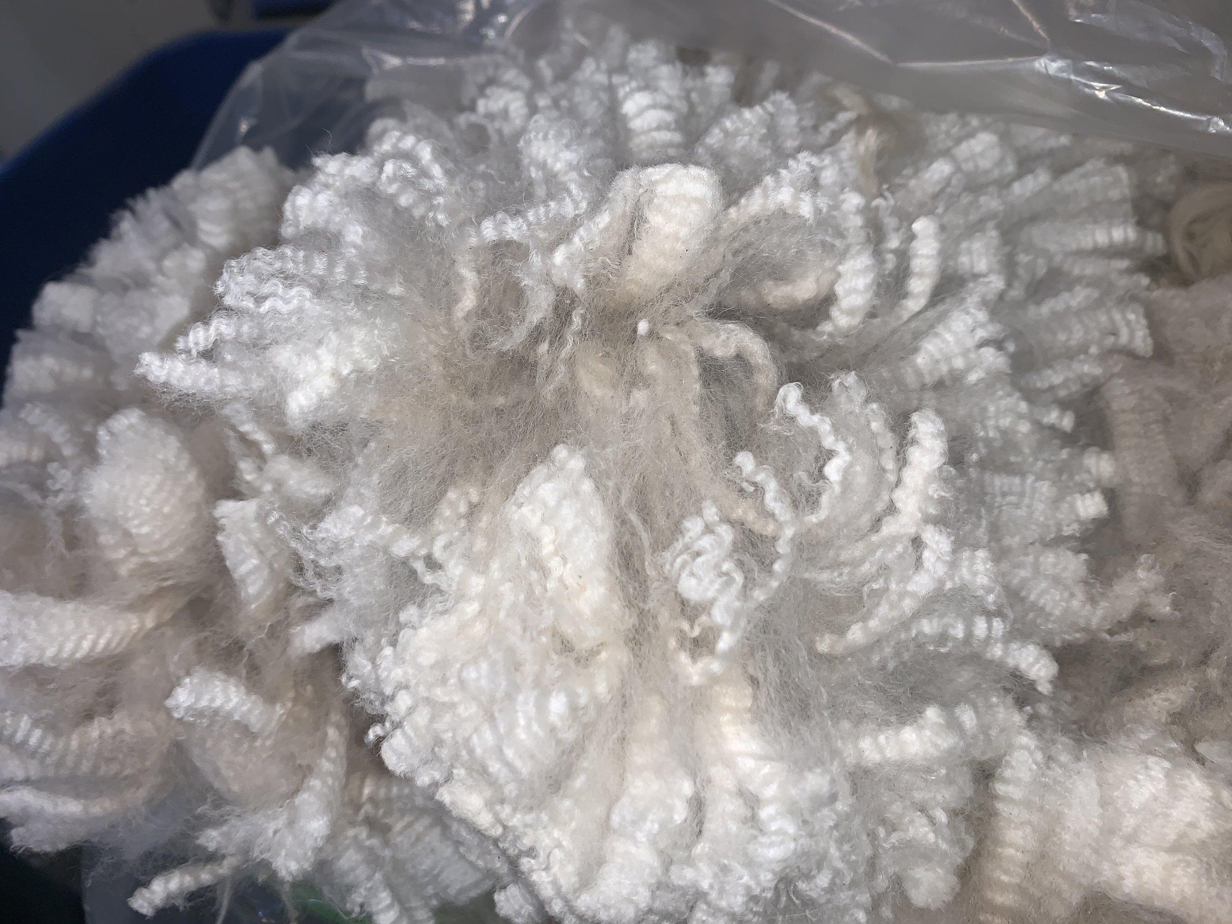 Characteristics of fiber