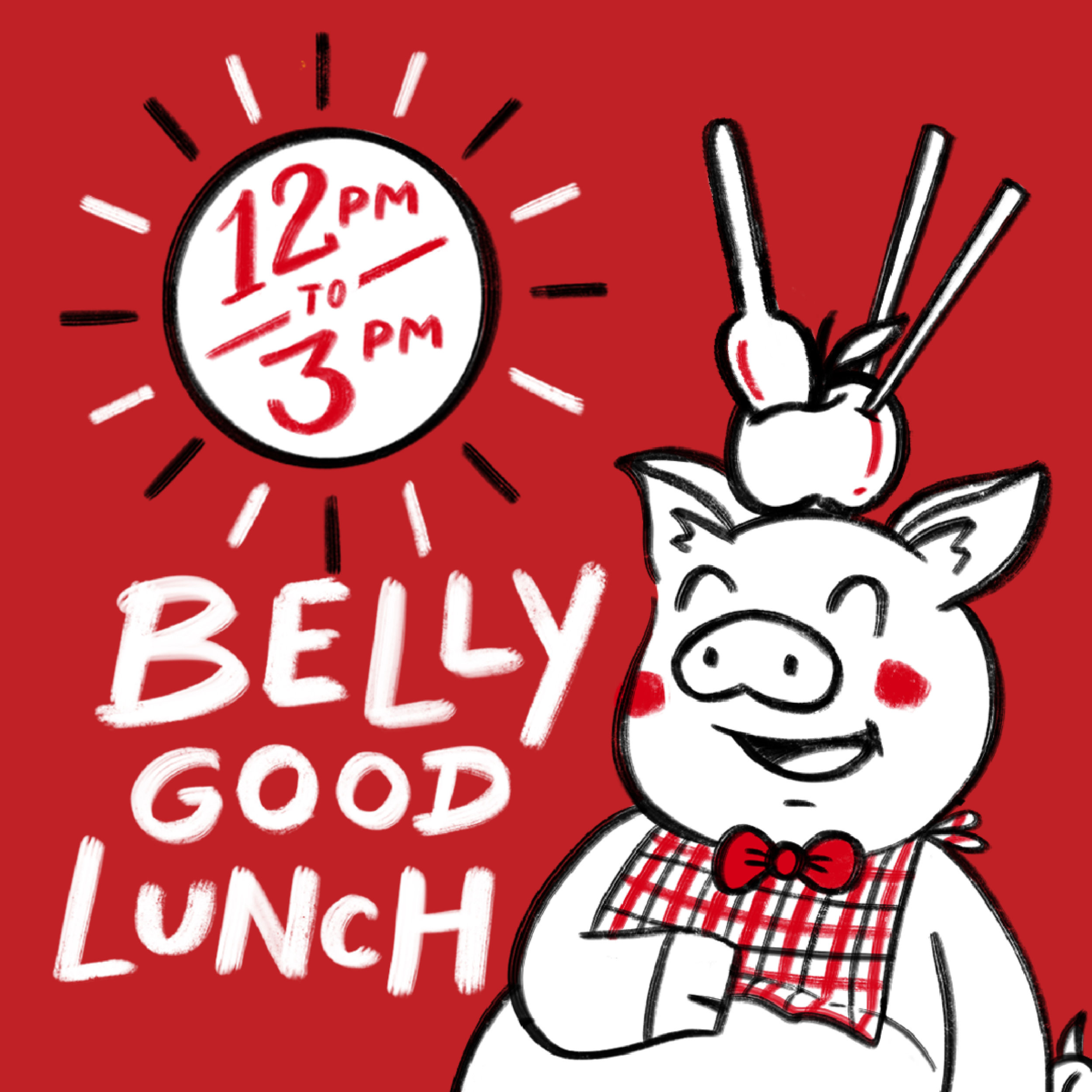 BELLY GOOD LUNCH - Apple Samgyupsal - Set LunchAvailable daily from 12.00pm to 3.00pm daily at Jaya One and Puchong outlets.