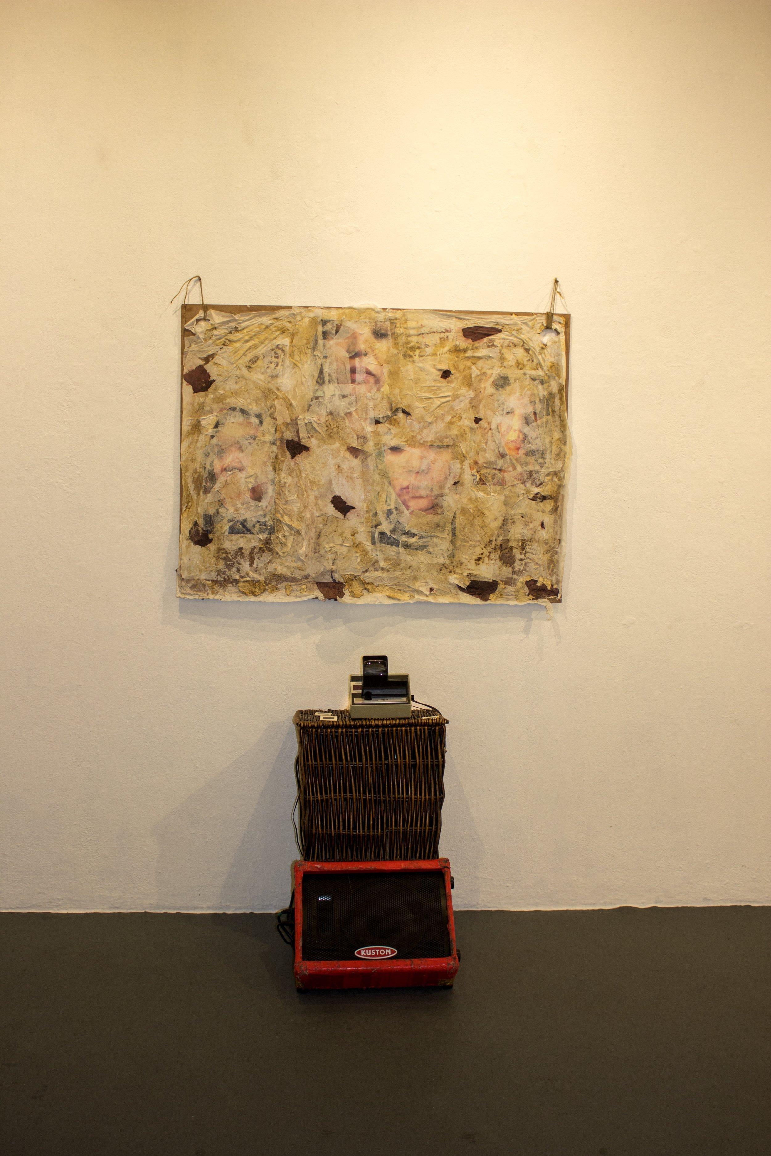 Dermis (2019) - installation. CalArts.