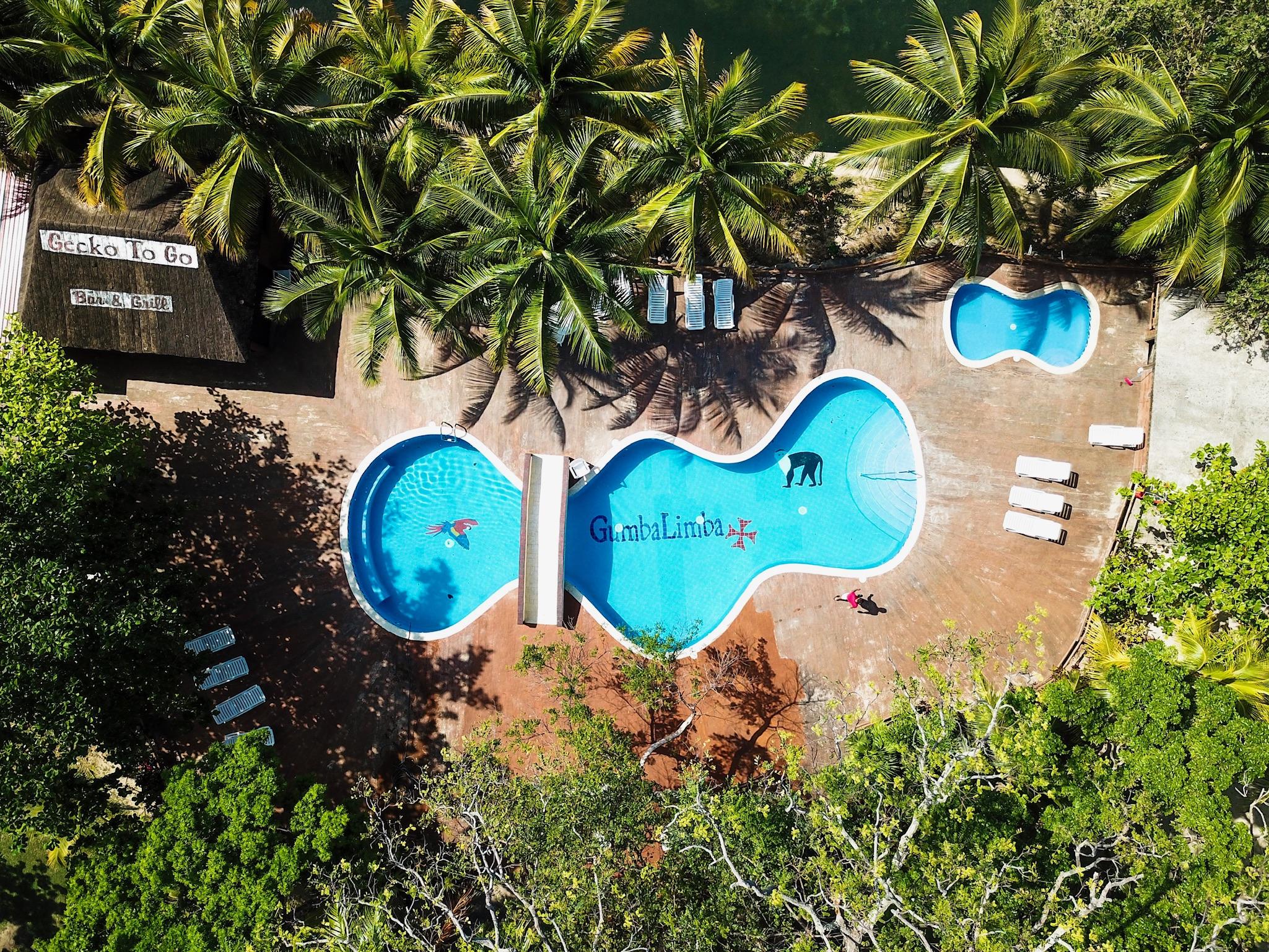 Gumbalimba Park Pool