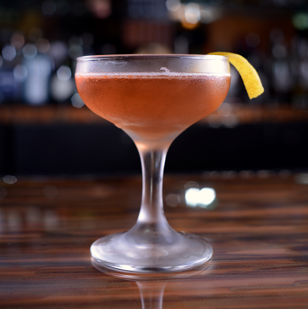 Sazerac - Many claims are made about this historic drink. It is thought to be the first known American cocktail predating the Civil War. It was widely served in the Sazerac Bar in New Orleans and gets its distinctive licorice flavor from absinthe.