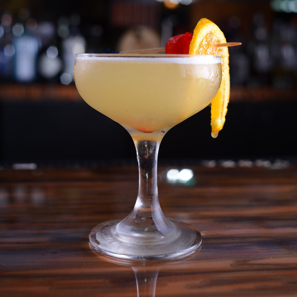 Hemingway Daiquiri - A traditional daiquiri features just gin, lime and sugar or simple syrup. But to craft a libation worthy of the Nobel Prize-winning author, a more complex concoction is called for, with sweet notes of maraschino liqueur and the tartness of grapefruit.