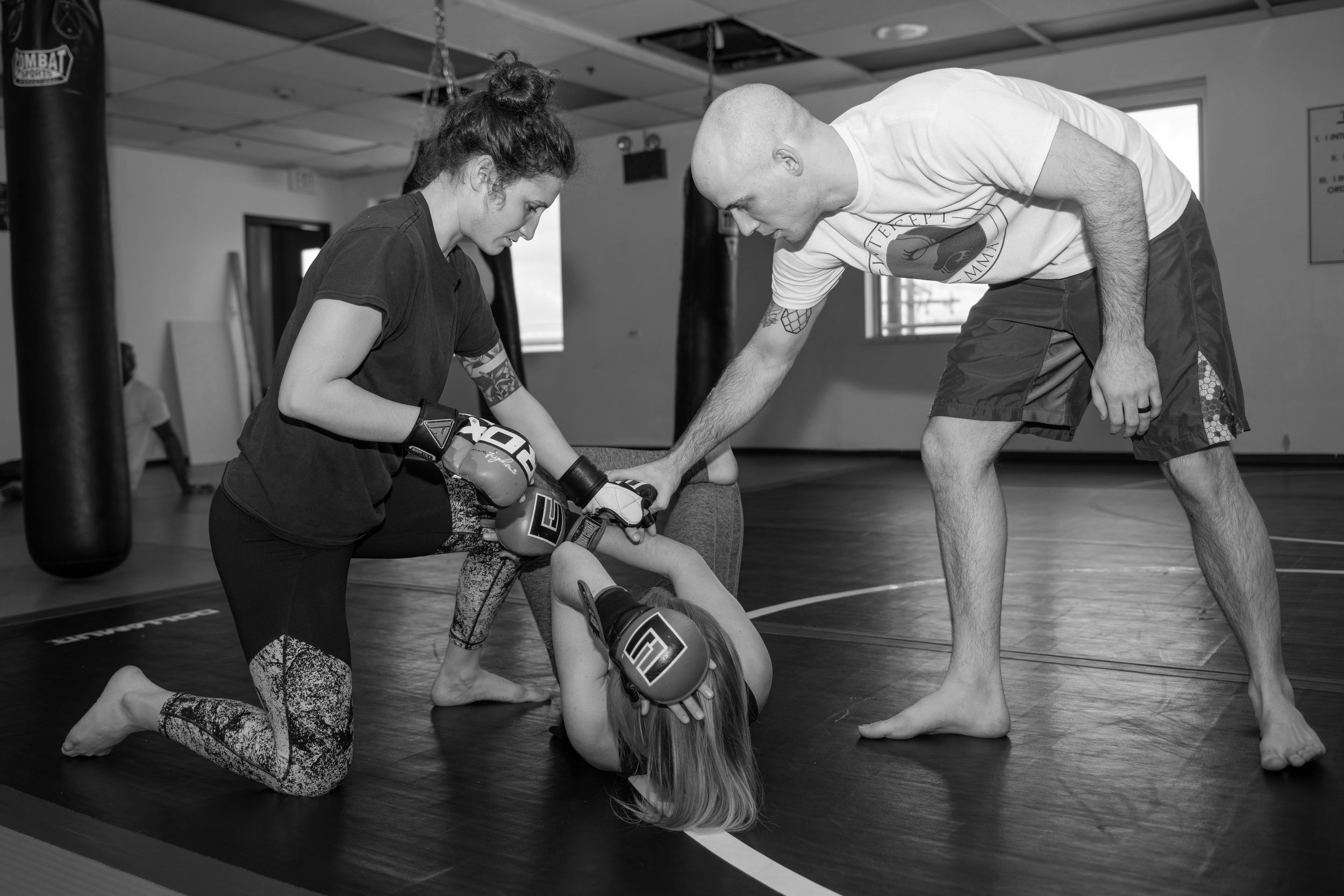 ready to get started? - Ready to take the next step toward your fitness or martial arts goal? sign up with intercept mma!
