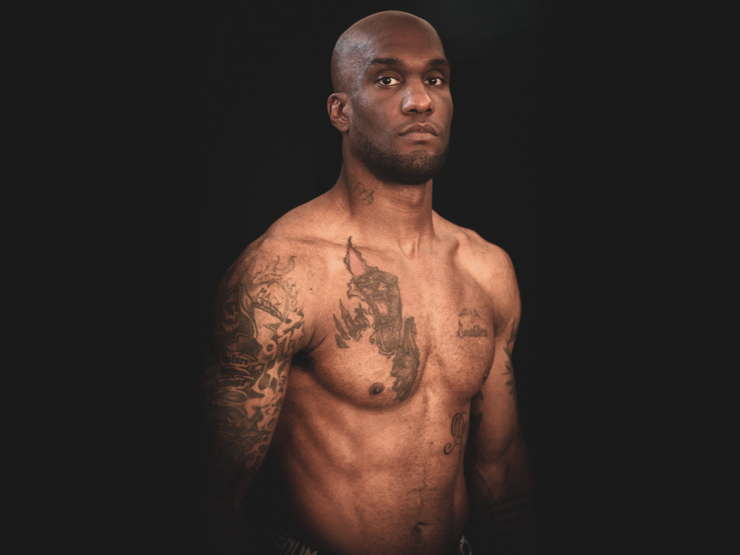"""Pierre """"Workhorse"""" Walters - Pierre's tapology pagepierre's Fighter bioProfessional"""