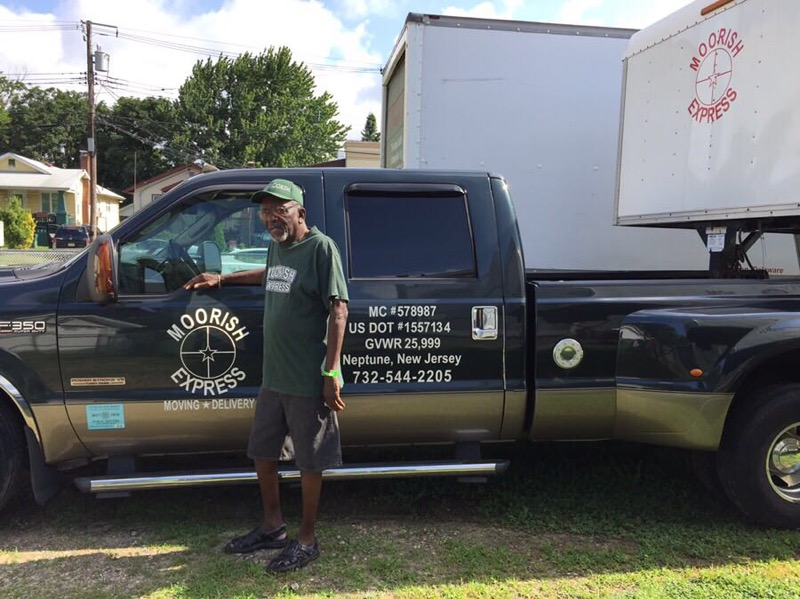 Lee Crudup - Patriarch of our intergenerational family business. He founded Crudup's Trucking in 1966. In 1995, he partnered with his son Nature to start EL Express. In 2006 Nature and his wife Nika started Moorish Trucking/Moorish Express. Now we are building for future generations.