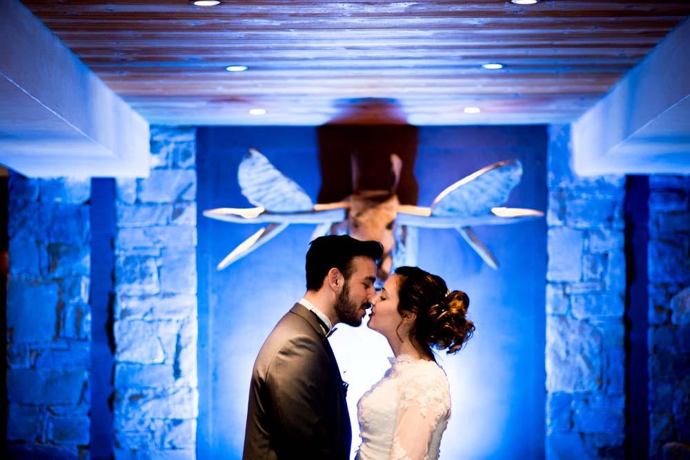 photo de couple - photographe de mariage Savoie