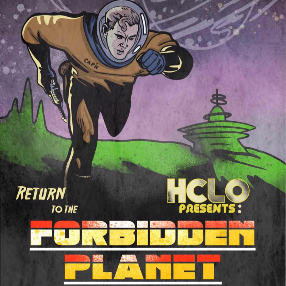 Return to the Forbidden Planet  (2019-20 Season)