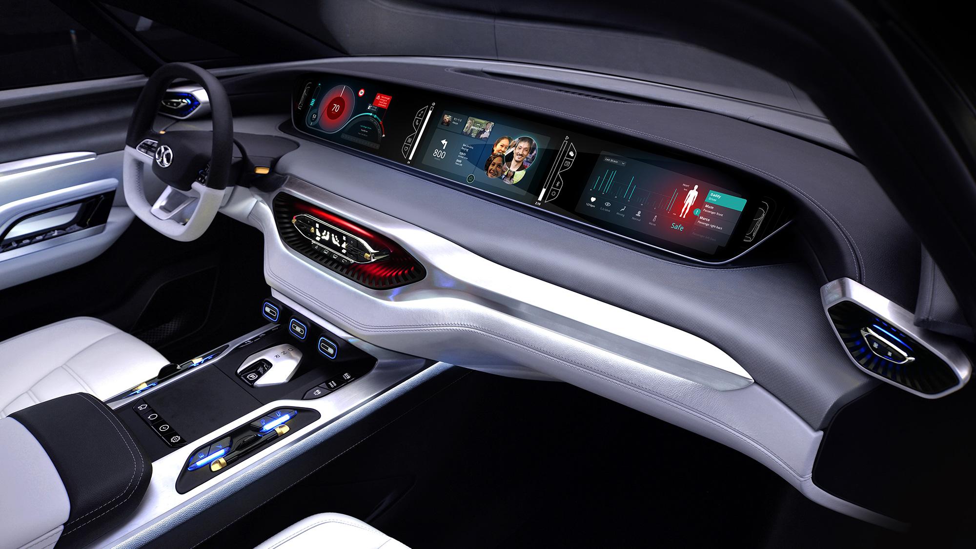 An Autonomous Car Interior That Is Future Proof Granstudio