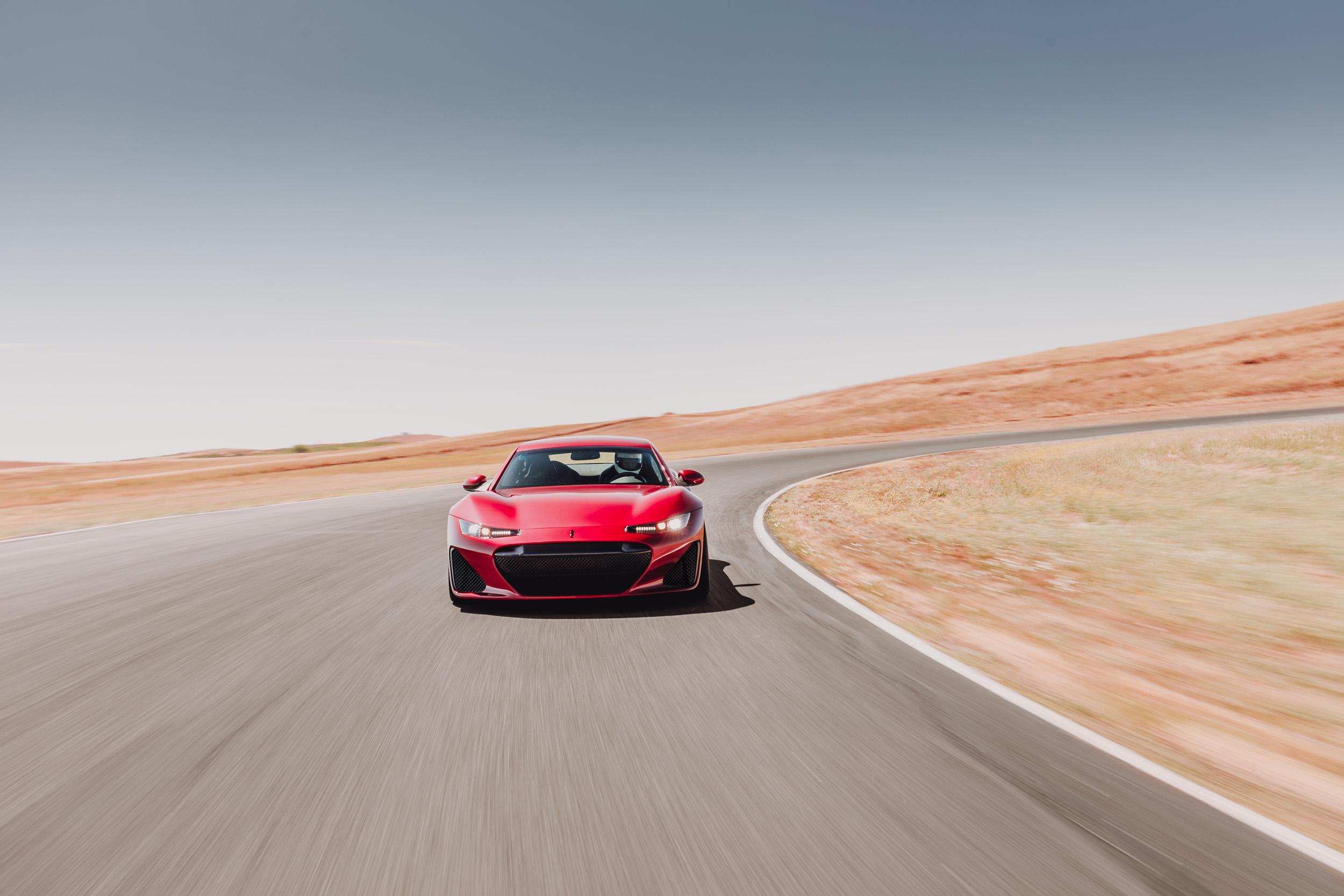 2 - Drako GTE - Track Front.jpg