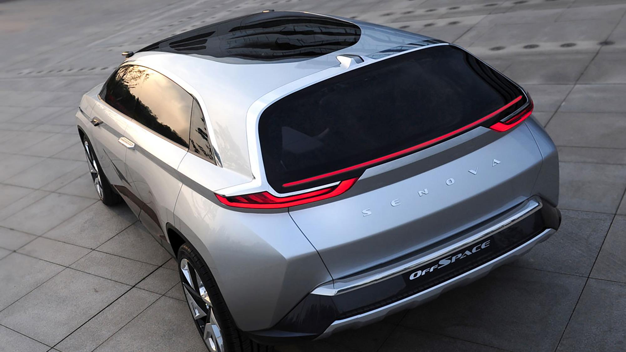 Senova OffSpace - Defining the next generation SUV
