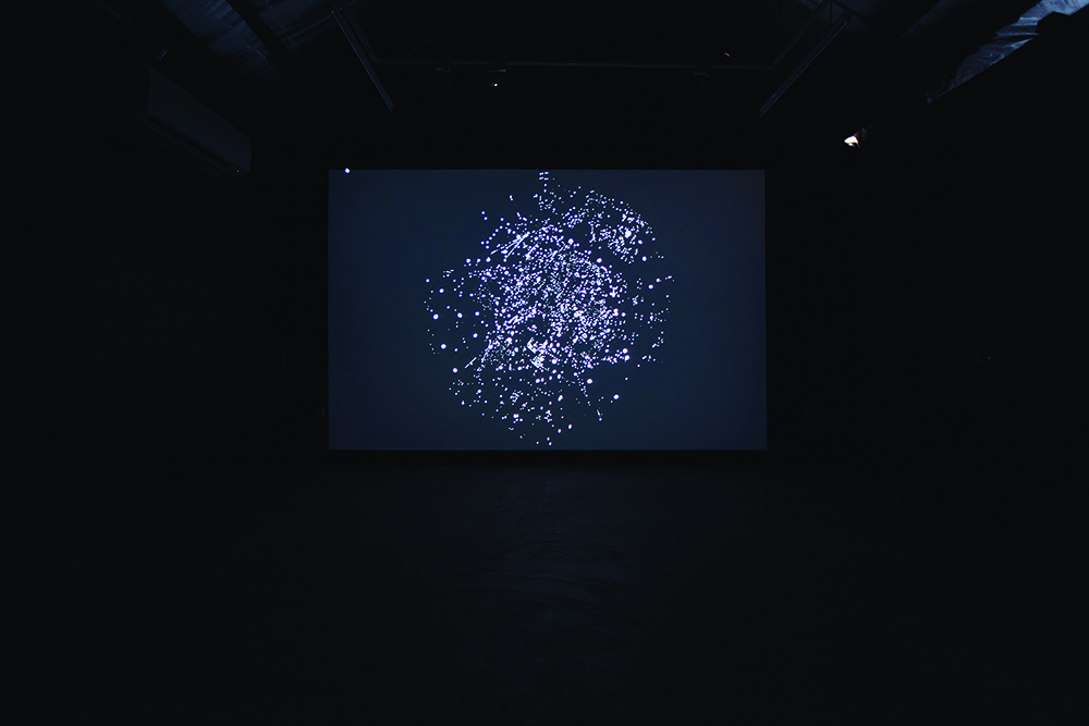 Consider(Singapore); Cadastre per Aspera by Bruce Quek, Procedurally-generated live animation, Variable Dimensions, 2013.jpg