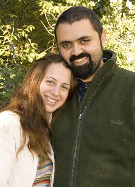 Yoel and Adele Ben-David