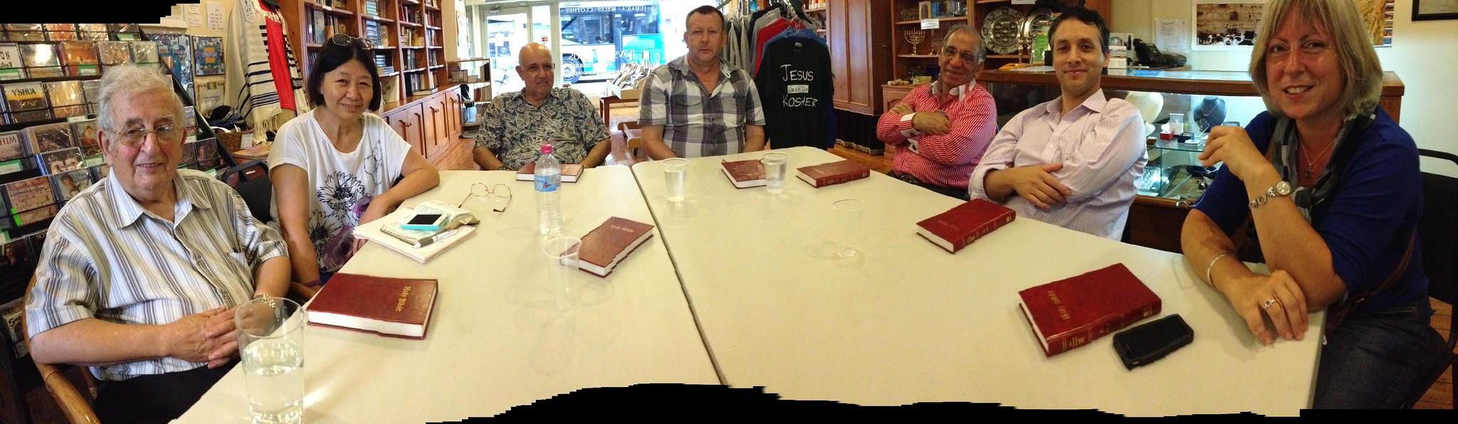 Jews for Jesus Bible Study Class
