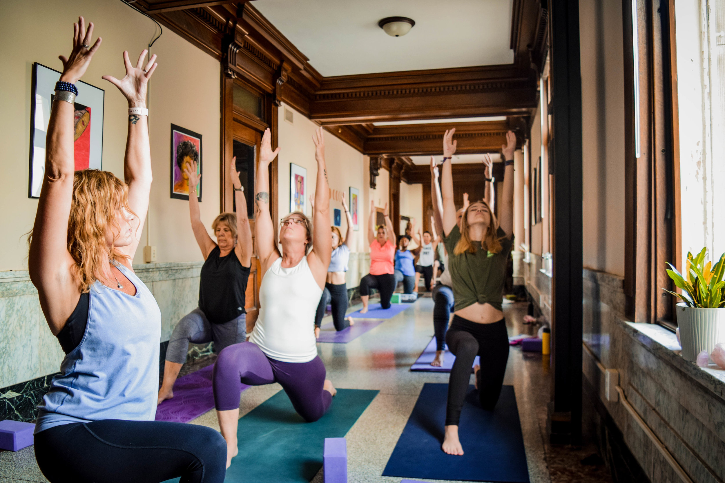 Road to Om Yoga Studio Classes Photo 2