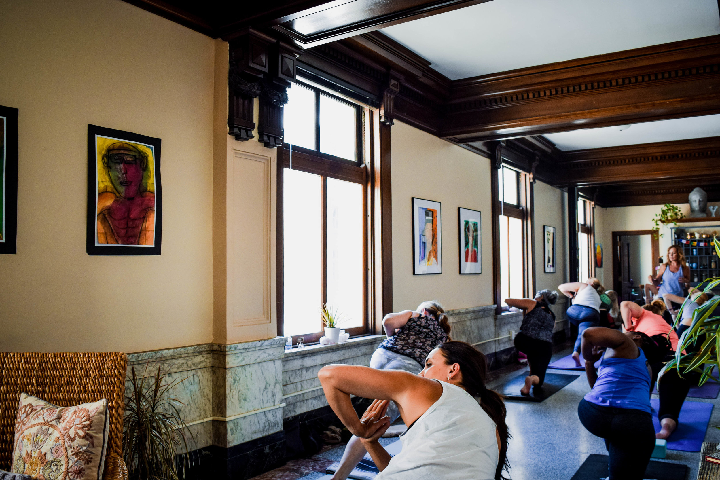 Road to Om Yoga Studio Classes Photo 4