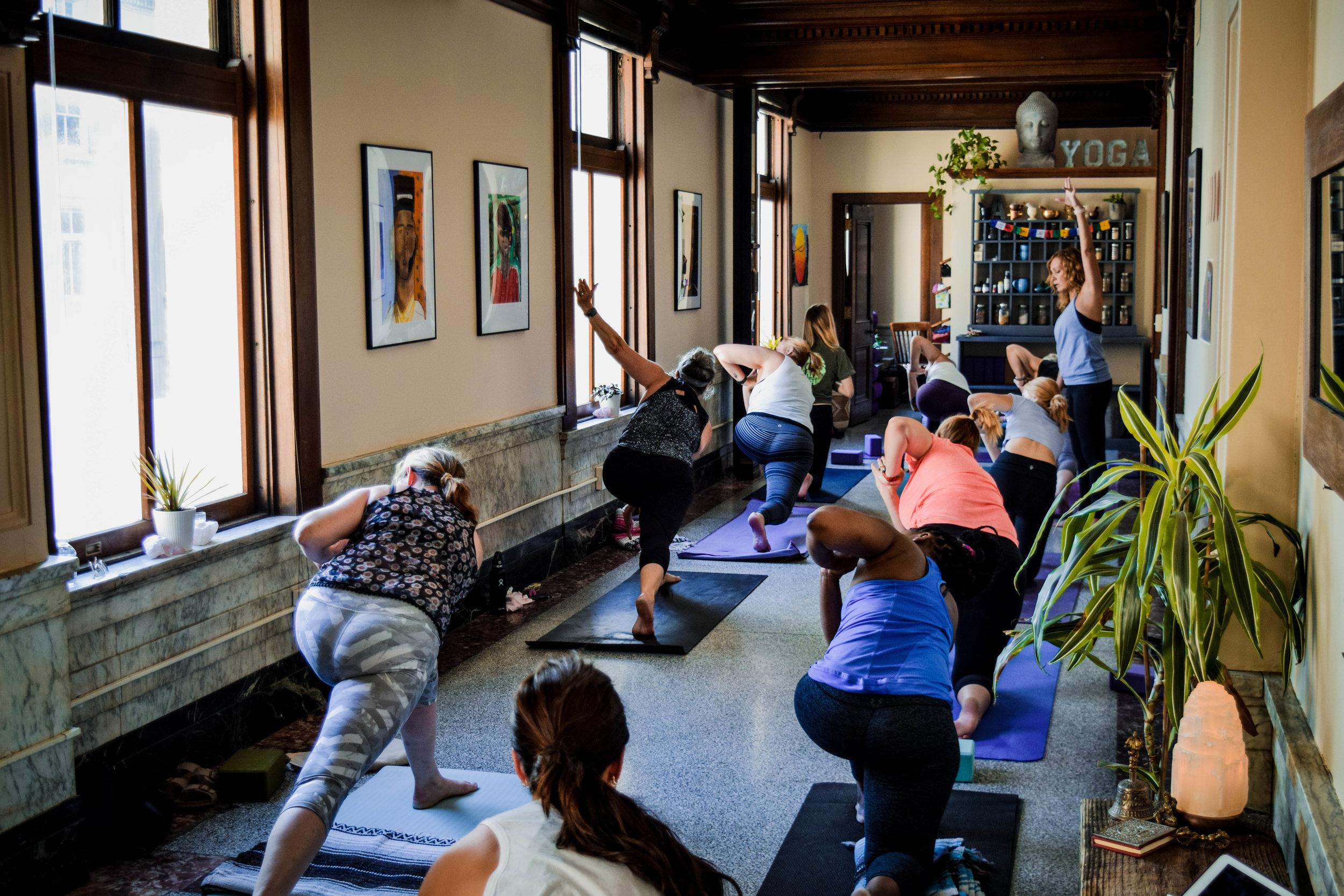 Road to Om Yoga Studio Classes Photo 3