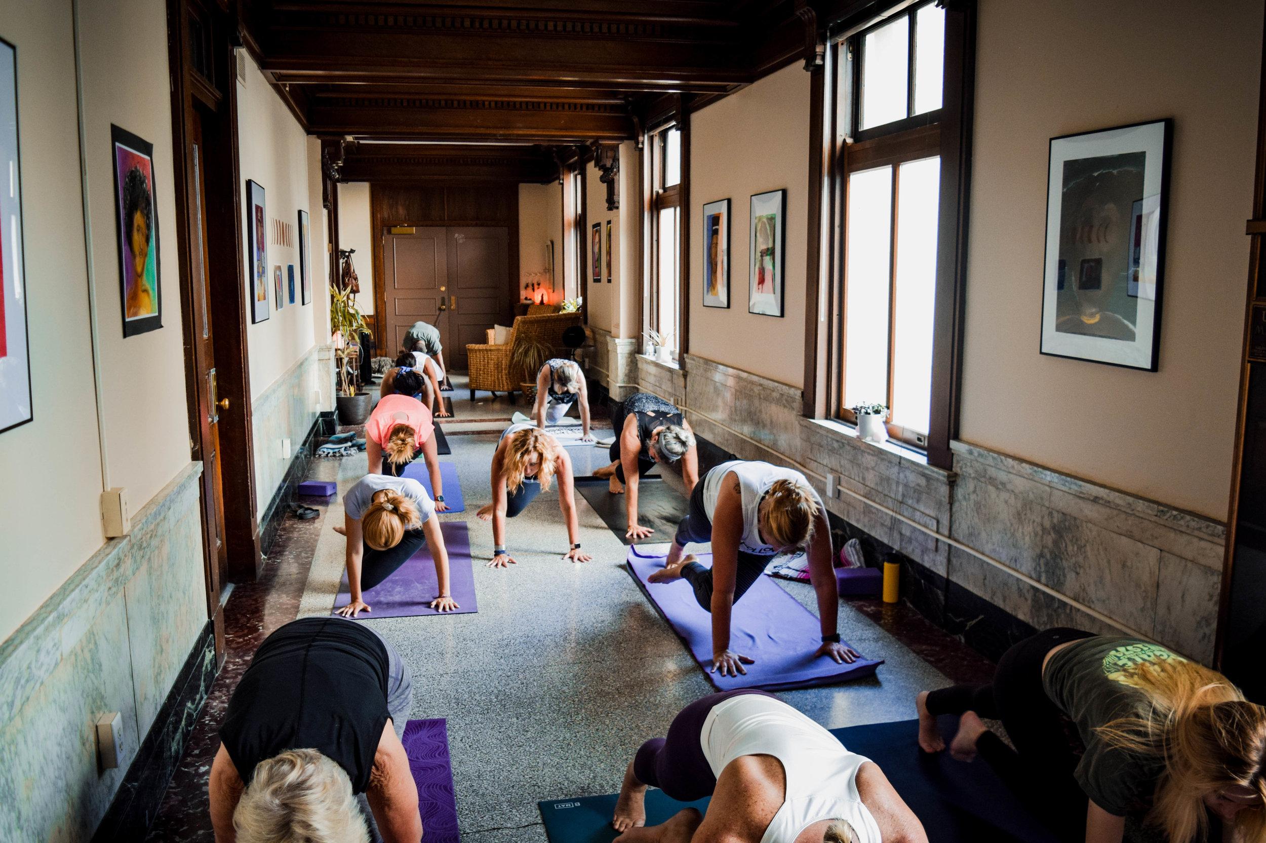 Road to Om Yoga Studio Classes Photo 5