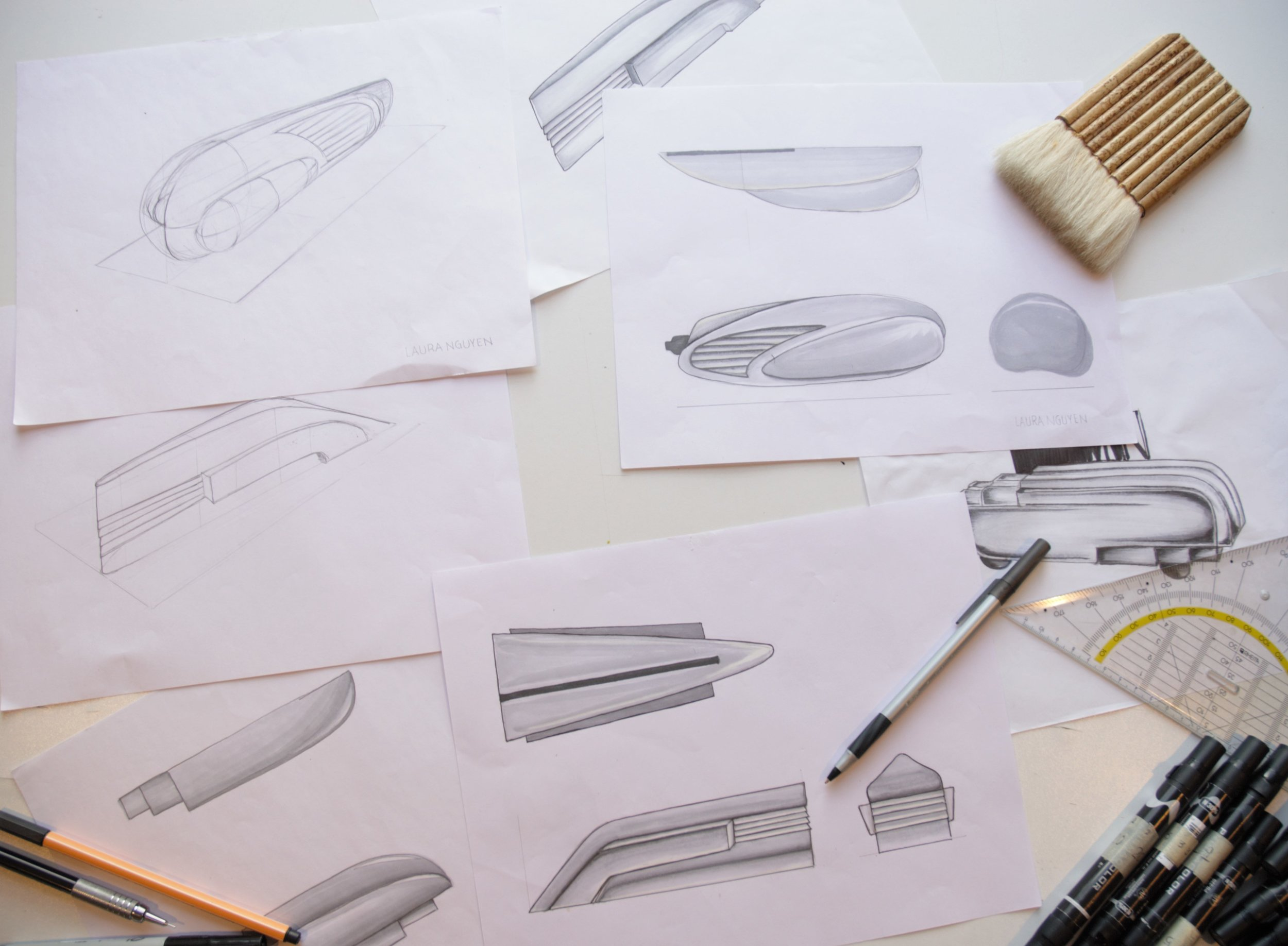 Rocket Car Sketches.jpg