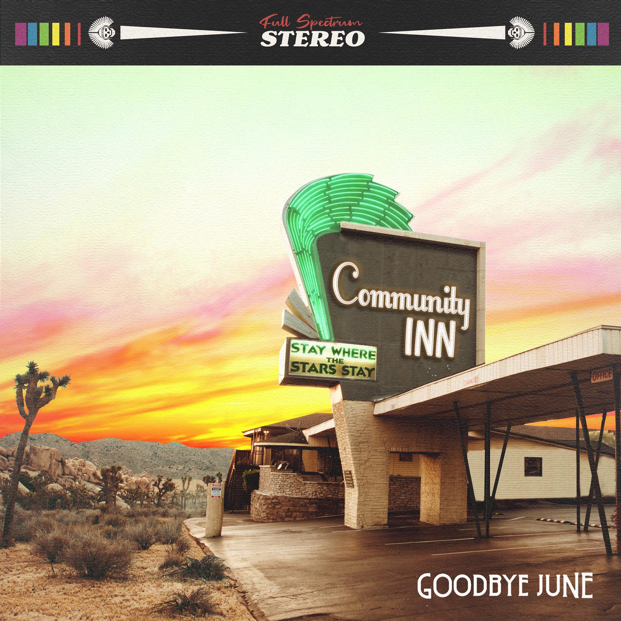 Community Inn Album Cover