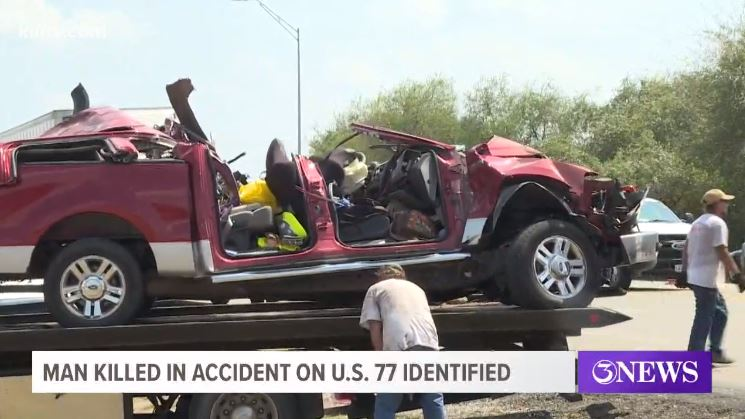 Man killed in accident on US 77.JPG