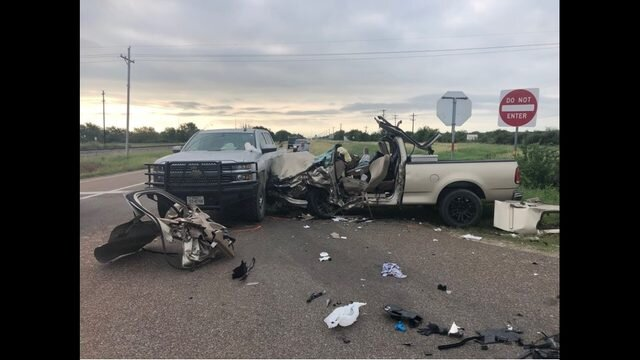 Three hospitalized after major accident 2.jpg
