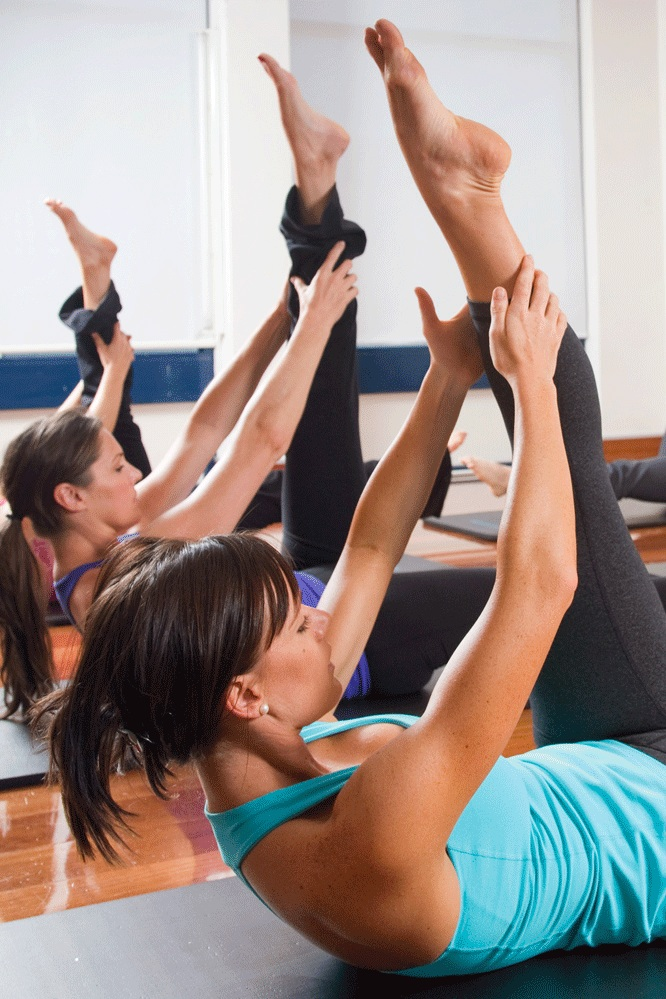 Pilates (1 hr)   Our Pilates service is mat based focusing on core body strength that help your back for those long hours at the desk.