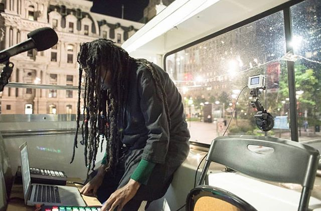 @moormother by @sxt #repost #phlmusicweek #phillymusic