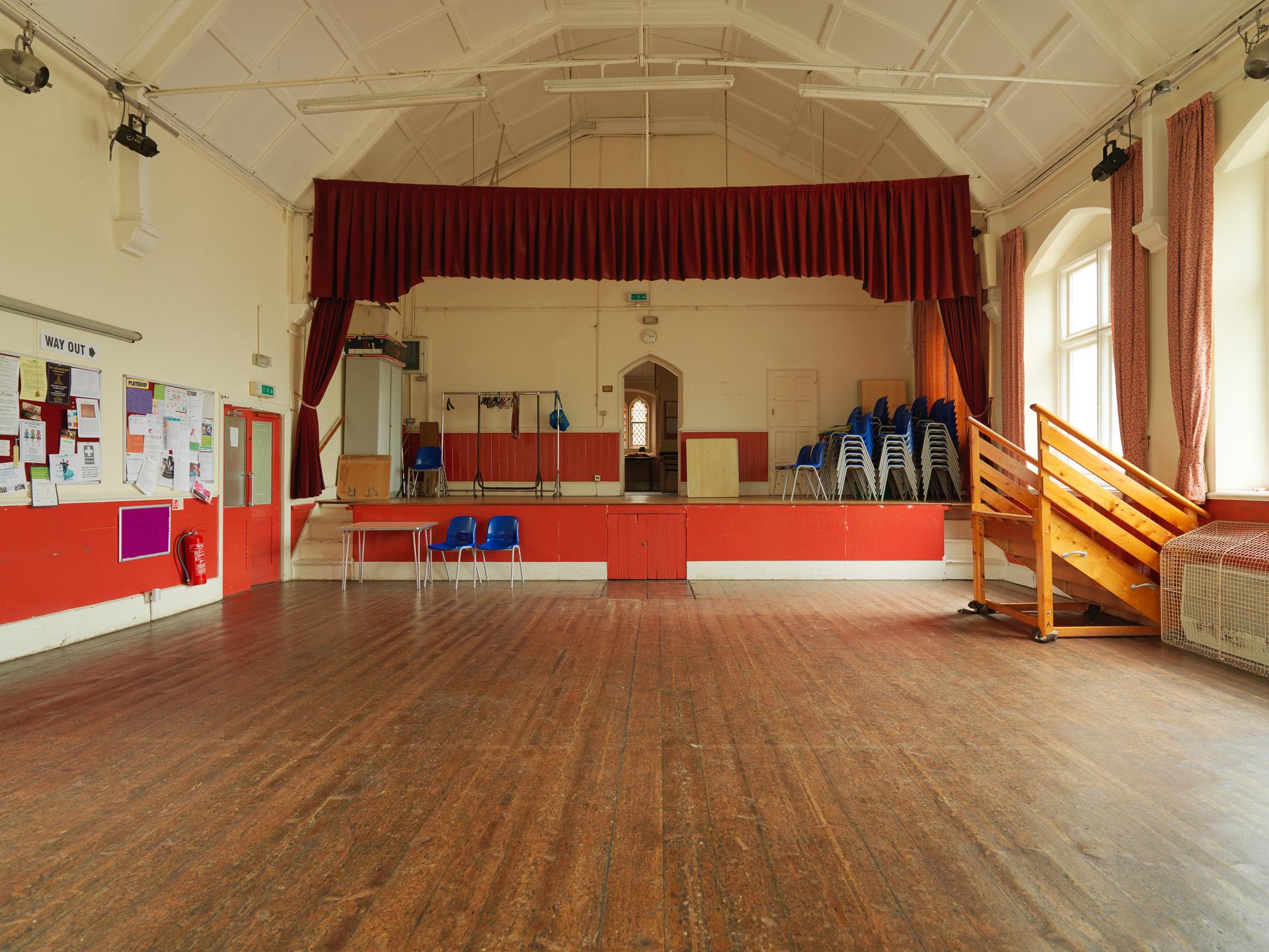 Main Hall, Enfield