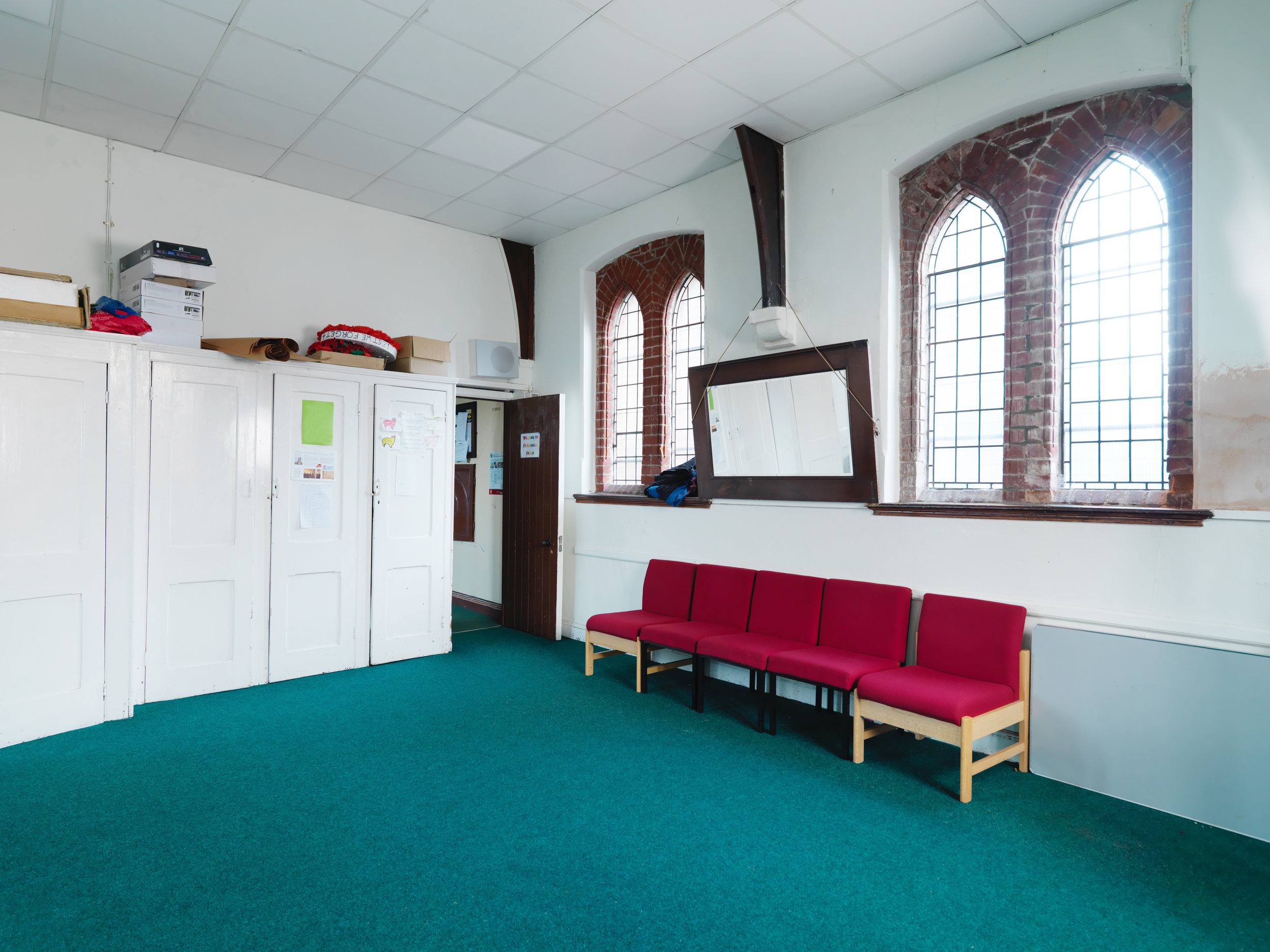 St Michael's Church - teaching room