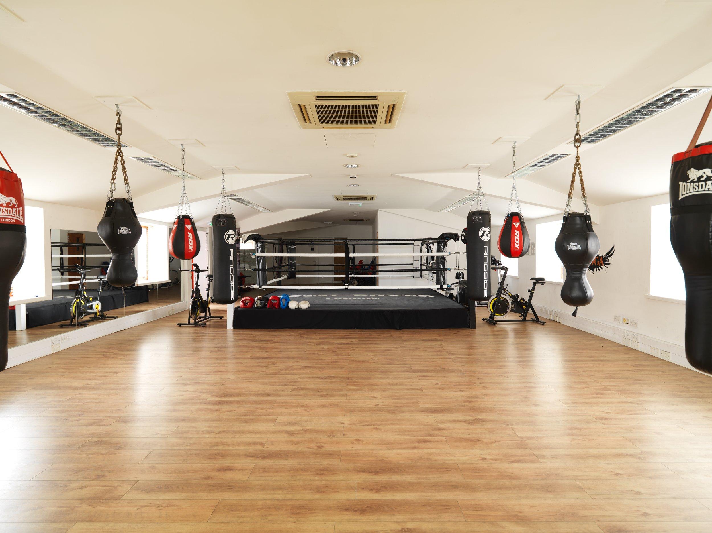 Total Boxer Gym