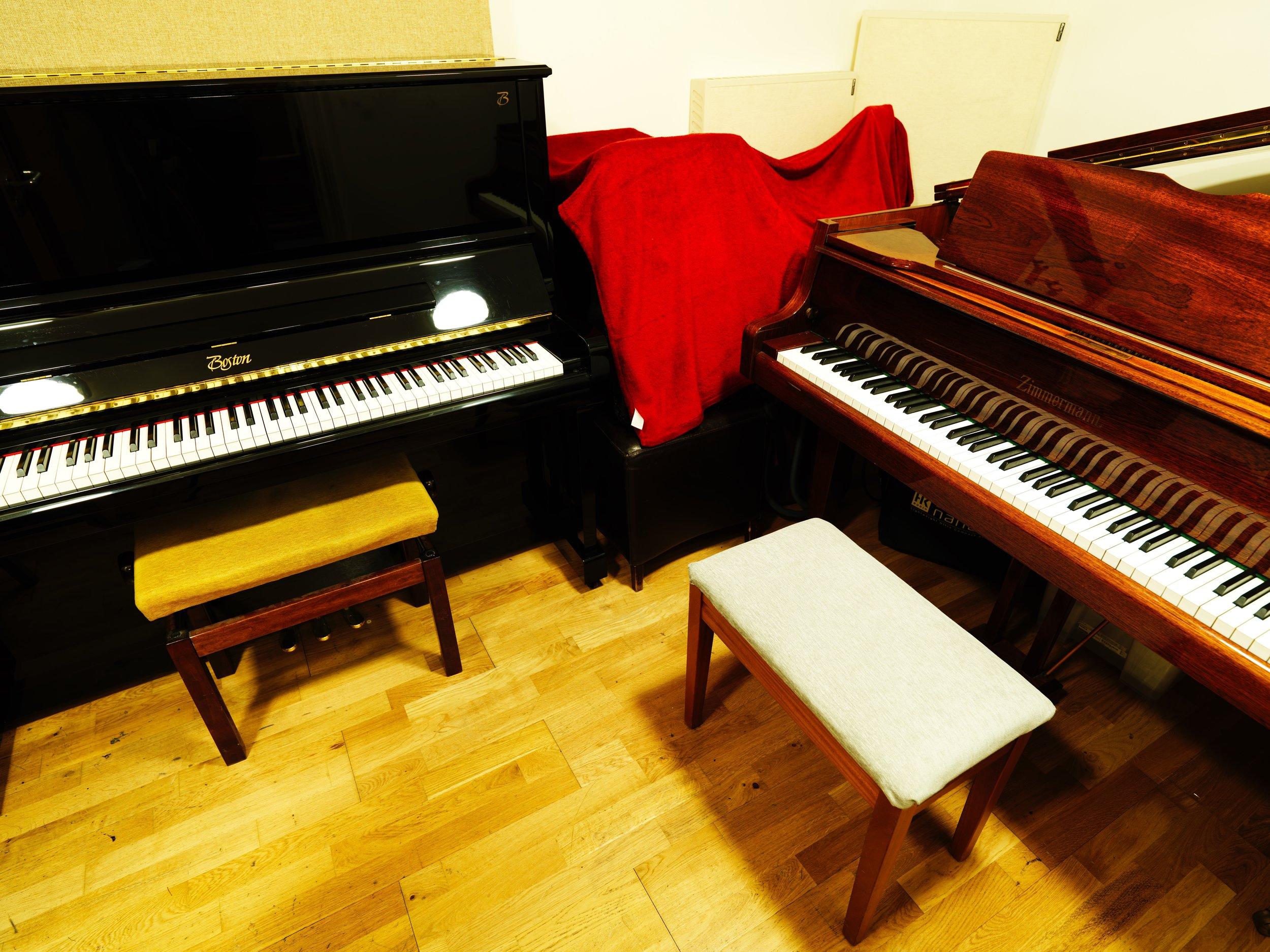 Renaissance Pianos - 4 Studios